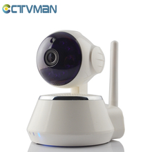 CTVMAN WIFI IP Camera 720P Two Way Audio Pan Tilt Rotation SD Card Slot Onvif P2P Wireless Cam Stock in  Russian Warehouse