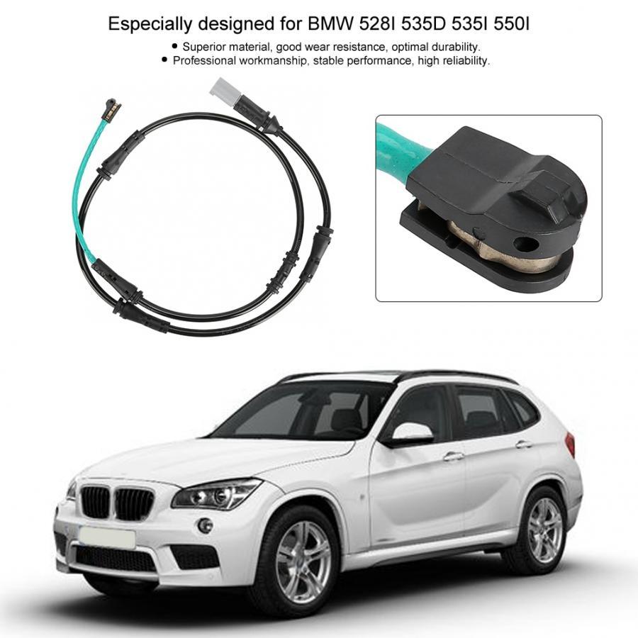 Rear Brake Pad Wear Sensor 34356791962 for 528I 535D 535I 550I Brake Sensor