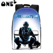ONE2 preparation light weight school bag laptop backpack for girls boys children man university students backpack