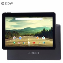 BDF sofia 10 inch IPS Android 6.0 uad Core 1GB 32GB Tablets Pc Definition LCD Dual camera support Google Market(China)