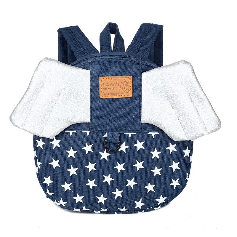 2017 Children School Bags Backpack Kindergarten Girls Boys Kid Backpack  Schoolbags Anti-lost Cute Cartoon Toys  Satchel<br>