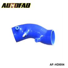 AUTOFAB - Silicone Hose Coupler Intercooler Turbo Intake Kit For Honda Civic FD2 K20A 07+ (1pc) AF-HDI004(China)
