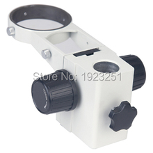 Free Shipping, Zoom Stereo Microscope Focus mount / Arm holder / bonder arm holder /E arm holder Dia76mm