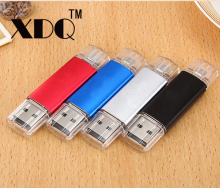 USB Flash Drive 64GB 128GB Pendrive OTG memory stick 4GB 8GB 16GB Pendrive Micro USB 32GB USB Stick for Android Phone tablet