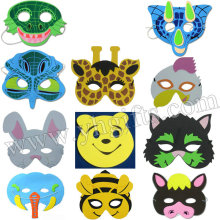 Buy 33PCS/LOT.Mixed design kids foam mask,Kids prop party,Half mask,Kids party supplies,Birthday gift children.Cosplay toy. for $24.90 in AliExpress store