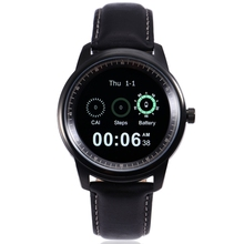 DM365 Smart Watch Full HD IPS Screen Bluetooth SmartWatch Fitness Tracker App For iphone IOS Android Phone Waterproof Best Gift(China)
