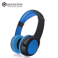 Queenview Cheapest Headphone Wireless Stereo Casque Audio Blutooth Earphone Gaming Headset with Mic For iPhone Androids Huawei(China)