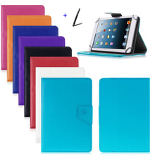 For PiPO i75/U1/S1/U1 Pro/U2 7 inch Tablet Universal Book Cover Case NO CAMERA HOLE