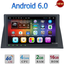 "10.1"" Quad-Core 2GB RAM Android 6.0 4G WIFI DAB Car DVD Player Radio Stereo For Honda Accord 8 North American Version 2007-2013"
