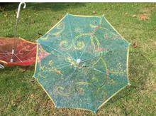 10pcs Large size 40cm lace embroidery decorative umbrellaumbrella kids  umbrella children performance Dance umbrella parapluie