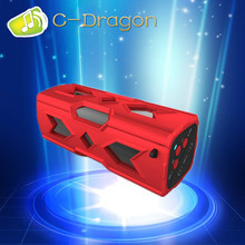 Cdragon 2017 newest 4 level 3D mountain outdoor waterproof wireless speaker free shipping(China)