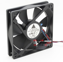 AFB1224SH 12025 24V 0.42A 12CM temperature control large air volume inverter fan