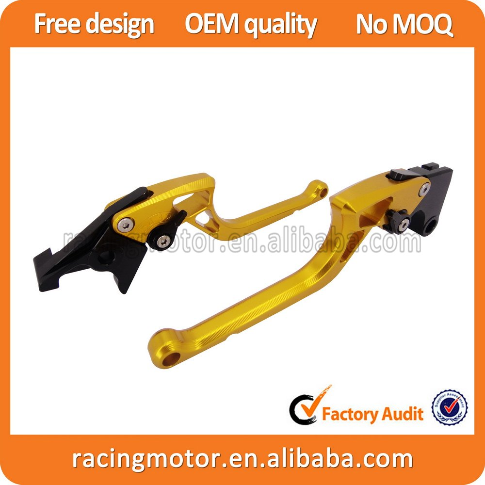 Ergonomic New CNC Adjustable Right-angled 170mm Brake Clutch Levers For BMW K1600 GT/GTL 2011 2012 2013 2014<br>