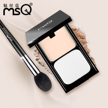 2 Color Contour Concealer Powder Palette With Brush Brand Make up Palette Foundation Face Pressed Powder Concealer Cosmetics Hot(China)