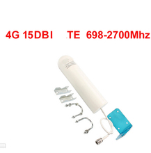 15dbi 697-2700Mhz waterproof outdoor 3G 4G 2G antenna for phone for booster phone antenna repeater 4G LTE antenna(China)