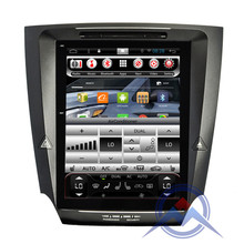 10.4 inch Vertical Screen Android Car Radio gps with dvd function for LEXUS IS250 IS300 IS350 2005 2006 2007 2008 2009 2010