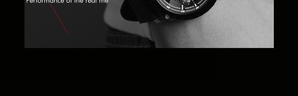 ساعة رجالية كوارتز 24