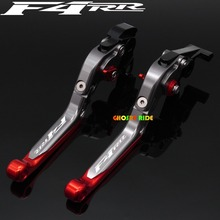 For MV AGUSTA F4RR 998 2012-2014 Motorcycle Accessories Adjustable Folding Extendable Brake Clutch Levers