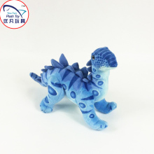 2016 Hot New dinosaur plush toy stuffed Stegosaurus 40 cm Length dino park souvenir gift toy for kids(China)