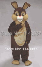 Easter Bunny Rabbit Bugs mascot costume hot sale costume cosplay Cartoon Character carnival costume fancy Costume party(China)