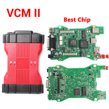 2017 Newest VCM 2 Dianostic Scanner Multi-language VCM2 IDS Best Chip Diagnostic Tool VCM II VCMII OBD2 Scanner For Frd/M-azda(China)