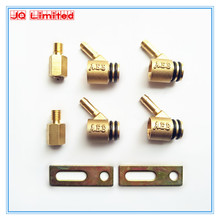 Injector adaptor for CNG LPG gas car LPG CNG conversion kits No need to drill hole on your car(China)
