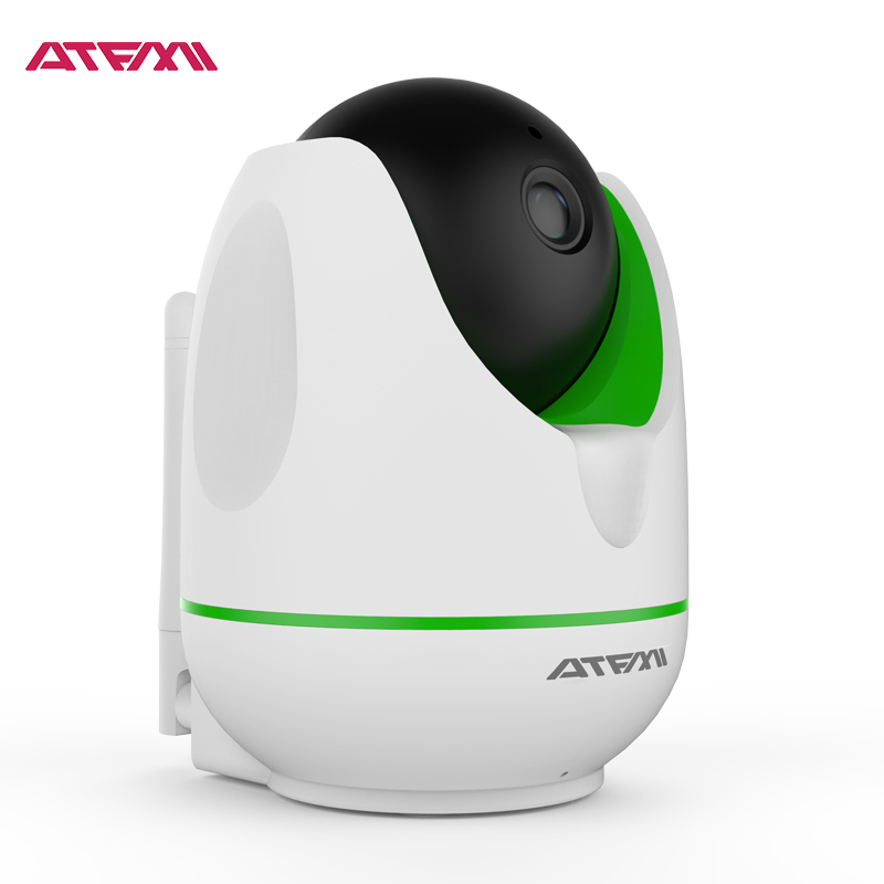 ATFMI T7 Wifi IP Camera Mini Wireless CCTV Home Security Camera High Quality Two Way Audio Baby Monitor Support IOS And Android<br>