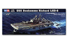 "Hobby Boss 1/700 scale war ship models 83407 American Hornets LHD-6 ""Bangholm Moham"" Amphibious assault ship(China)"