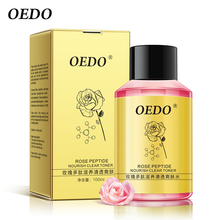 OEDO Rose Peptide Nourish Clear Toner Skin Care Whitening Moisturizing Acne Treatment Black Head Anti Wrinkle Ageless Beauty(China)