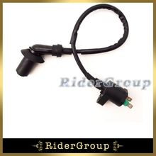 GY6 Ignition Coil For 50cc 70cc 90cc 110cc 125cc 150cc Engine Pit Dirt Bike Motorcycle Moped Scooter ATV Quad