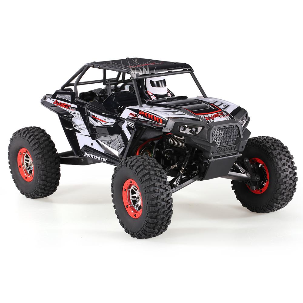 Remote Control Off-road Car Vehicles SUV 10428-B2 110 2.4G 4WD Electric Rock Crawler Buggy Desert Baja RC Cars RTR Boys Toys (9)