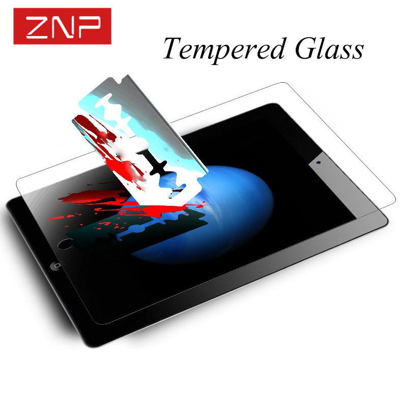 9H Tempered Glass for Ipad 2 3 4 5 6 Mini 1 2 3 4 Air 1 2 Screen Protector HD Explosion Proof Screen Protector film cover case(China (Mainland))