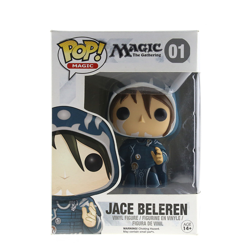 Hot Sale  NEW  FUNKO POP Magic JACE BELEREN Vinyl Doll Pop Figures Original Box in stock for Car Decoration Kids Gift<br><br>Aliexpress