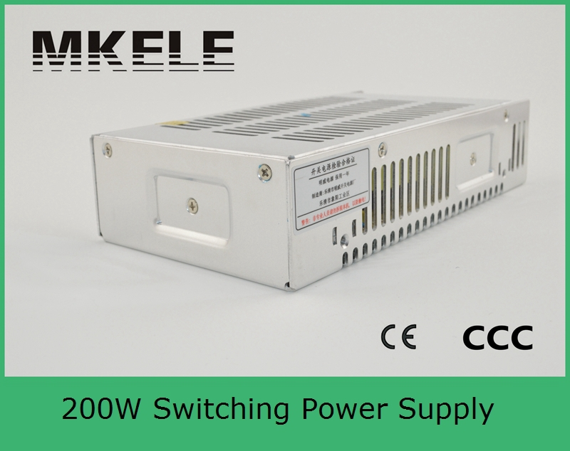 S-201-48 4.2a 48V Single Output Uninterruptible Adjustable ac 110v 220v to dc 48v Switching power supply for LED Strip light<br>