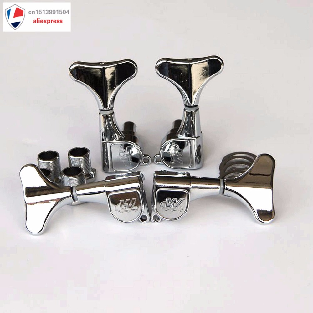 Popular New design R2L2 Diecast Bass Tuner Tuning Peg Chrome Right Handed  New<br>