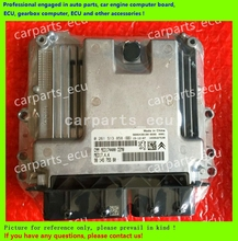 For Peugeot Citroen Elysee car engine computer board/ECU/Electronic Control Unit/Car PC/0261S13858/9814575580/driving computer