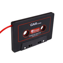 Car Audio Cassette Tape Stereo Adapter For Phone CD MD MP3/4 AUX 3.5mm Jack(China)