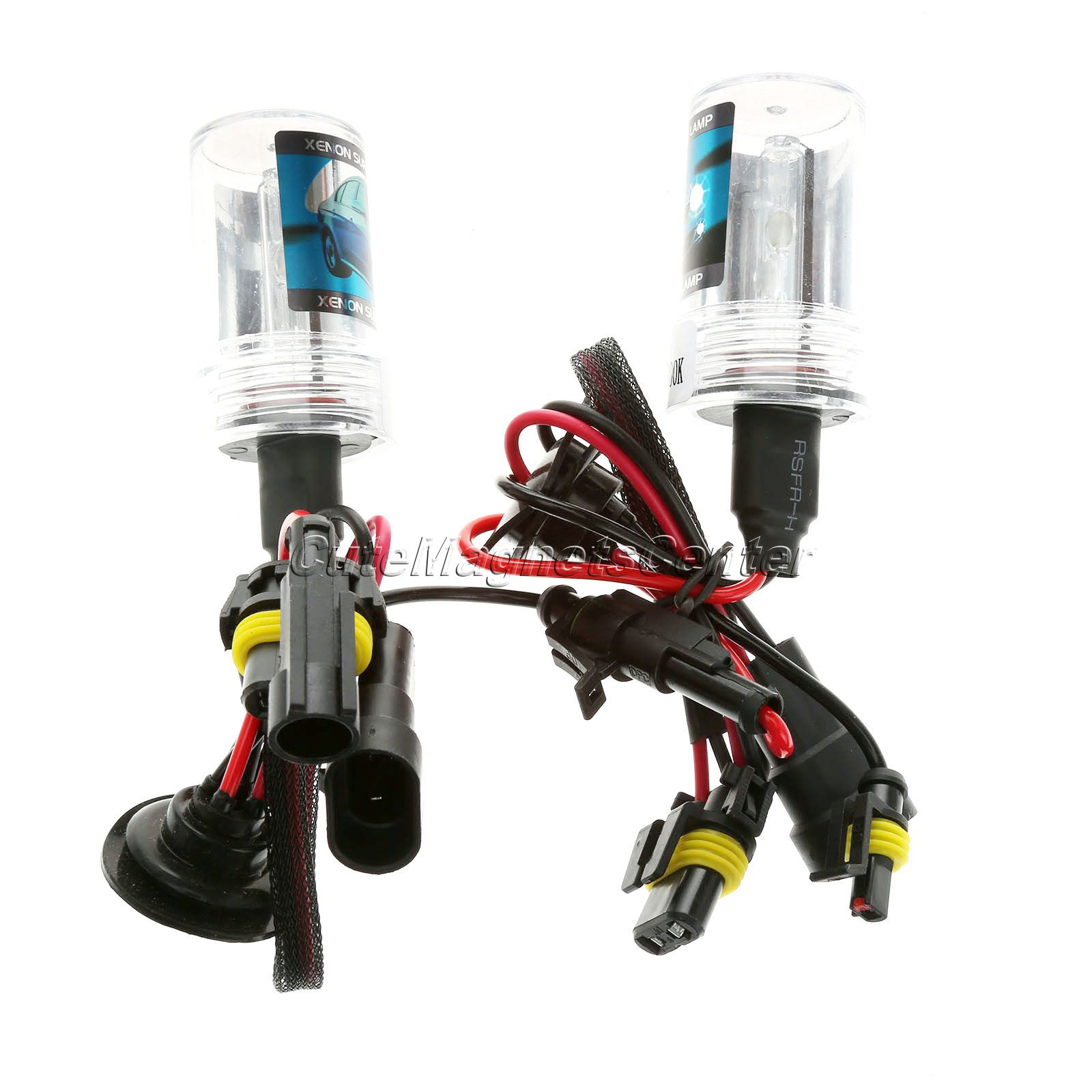 12V 9005/H10 Car Led  Lights Source XENON HID REPLACEMENT BULBS Cars Head Lamp Auto Light Source 3000/4300/5000/6000/8000/12000K<br><br>Aliexpress