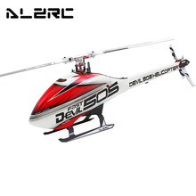 Buy Free ALZRC Devil 505 FAST RC Helicopter Kit CNC Metal RC Toys Gifts for $399.99 in AliExpress store