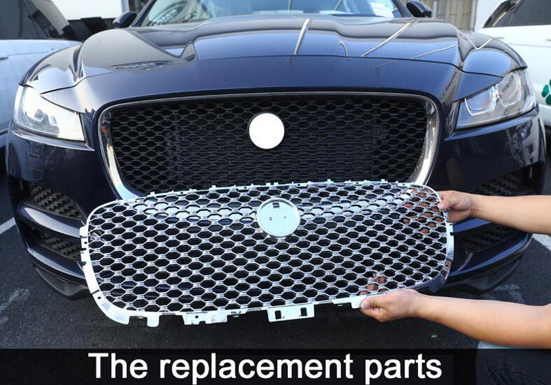 For-Jaguar-F-Pace-F-Pace-X761-2016-2017-Car-styling-ABS-Front-Grill-Cover-Trim (3)