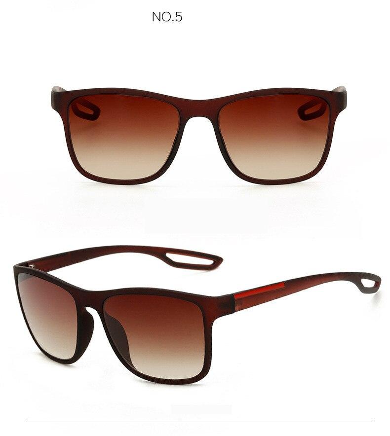 High Quality Square Sunglasses Men Brand Designer Driving Summer Style Points Sun Glasses Men Male Sunglass Mirror Vintage Retro (11)