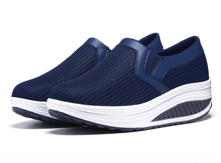 RS 3308 (18) 2017 Autumn Women's Platform Shoes