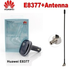 Hotspot Sim-Card Carfi E8377 Huawei Hilink Unlocked 4G LTE Antenna New 150mbps with Original