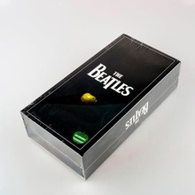 High Quality CD The Beatles Stereo 16CD & 1 DVD Boxset Music Cd Box Set Brand New facoty sealed Drop Shipping!(China)