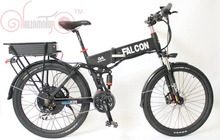 Foldable Electric Bicycle 48V 1000W  Hub Motor+48V 20Ah Li-ion Battery + LCD Display Multi Color Choice Folding Ebike