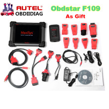 Autel MaxiSys MS908 MaxiSys Auto Diagnostic Scanner System for Multi-brand cars Buy Autel 908 Can Get Obdstar F109 As Gift