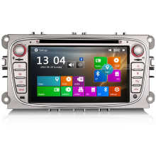 "7"" Special Car DVD for Ford Mondeo 2007-2011 & Focus 2007-2010 & S-Max 2008-2011 with 500GB Mobile Hard Disk Support"