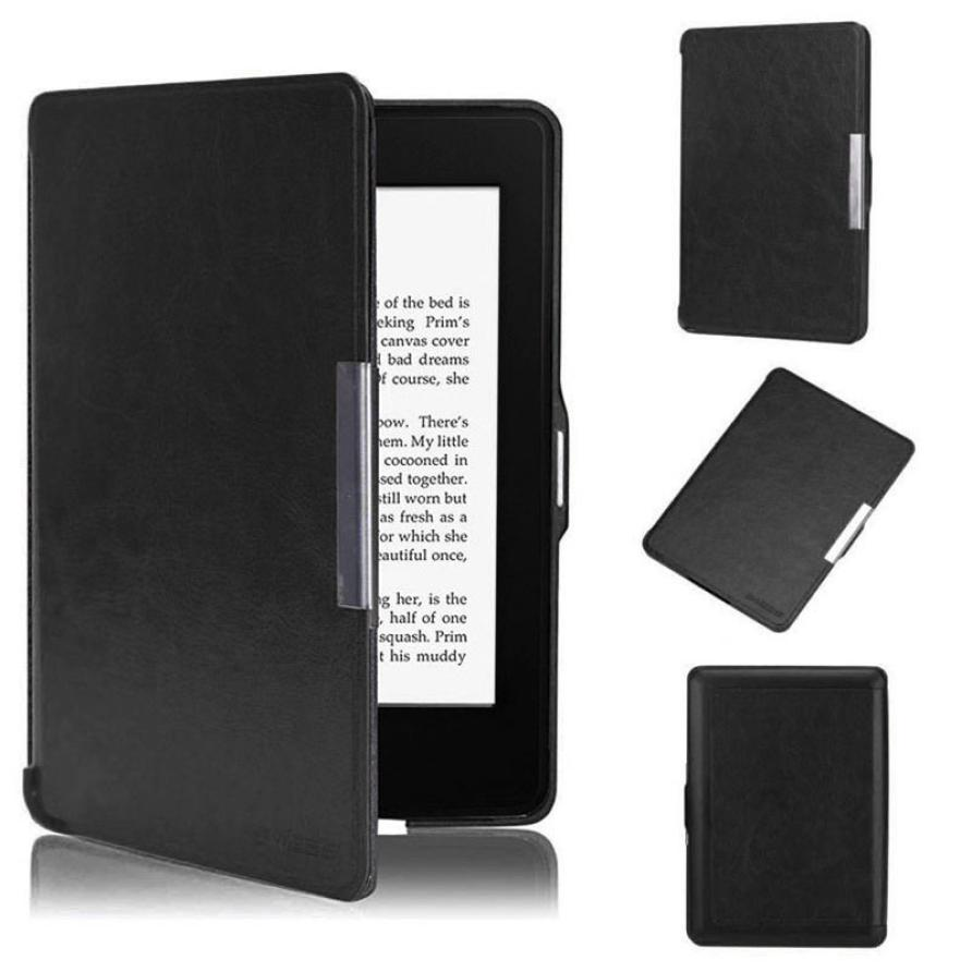 Hot selling Premiu Ultra Slim Leather Smart Case Cover For New Amazon Kindle Paperwhite 5 May.31<br><br>Aliexpress