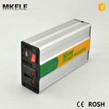MKM500-122G modified sine wave dc ac power inverter 12vdc to 240vac inverter with 500w solar inverter low cost(China)