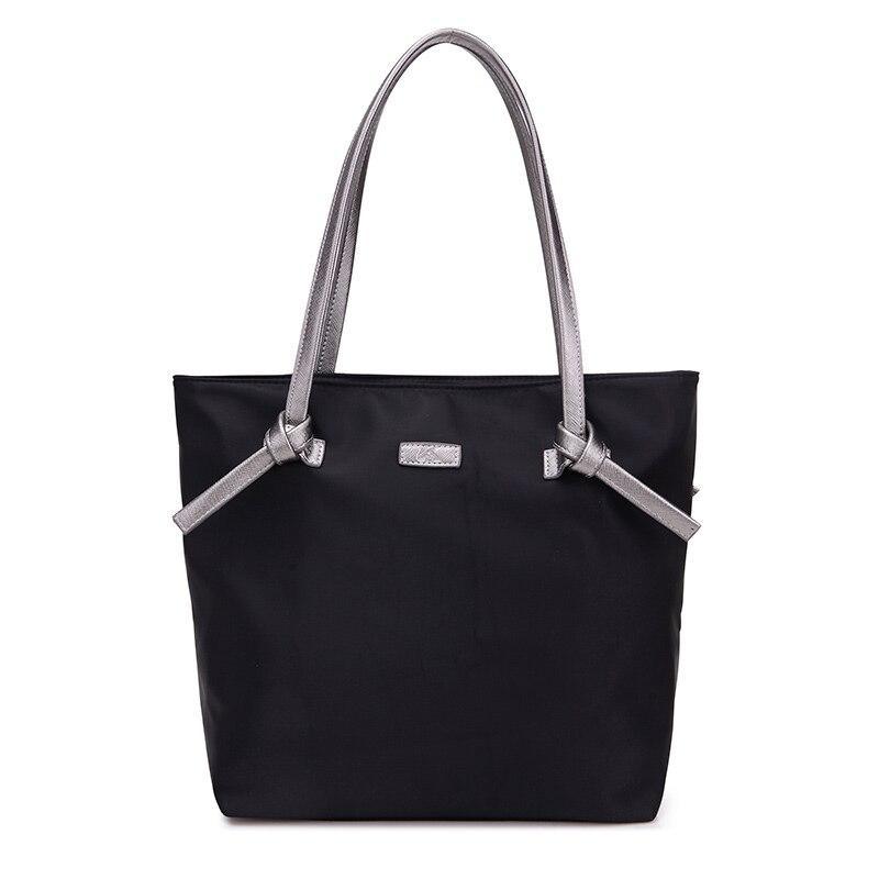 2017 New fashion Women Handbag Nylon Waterproof Handbag black Crossbody Bags Ladies Shoulder Messenger Bag bolsas wholesale<br><br>Aliexpress